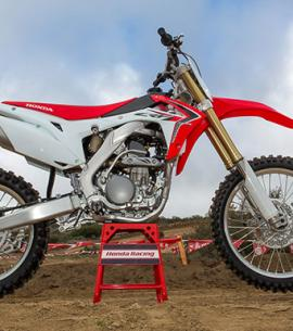 New Honda CRF 250 2014